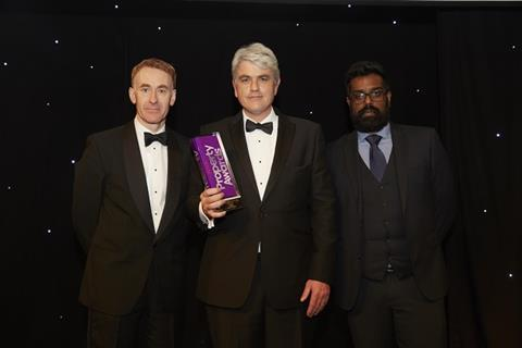 Property Company of the Year Sponosred by BuroFour